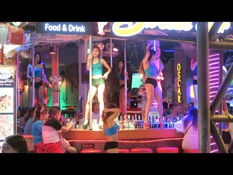 Phuket Night Scenes – Vlog 273