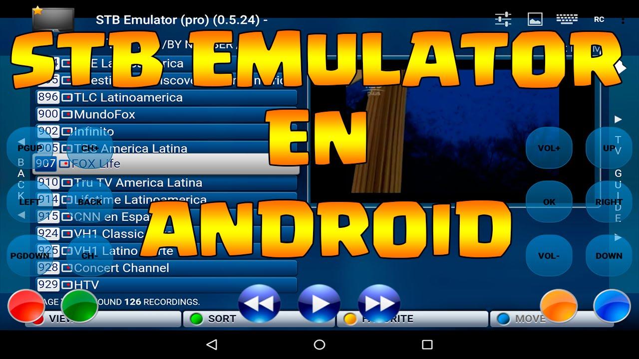 Download STB Emulator Para Android | Emulador Mag 254 - Hack Veneno