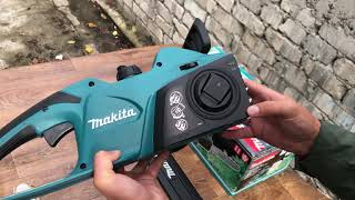 Обзор электропилы MAKITA UC 4041A