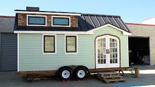 Couple Builds Tiny House
