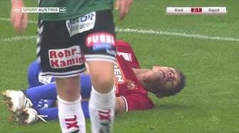 Tipico Bundesliga, 10. Runde: SV Ried vs. SK Rapid Wien 4:2