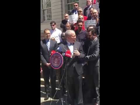Turkey Press Conference City Hall   June 2016 Part.1