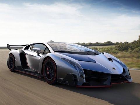 Lamborghini Veneno Extreme Bull 1st Online Official Shots Youtube