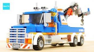 レゴ レゴシティ はやつく レッカートラック 60056 / LEGO City  Tow Truck 60056