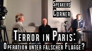 Terror in Paris: Operationen unter falscher Flagge? Gerhard Wisnewski im Gespräch mit Oliver Janich