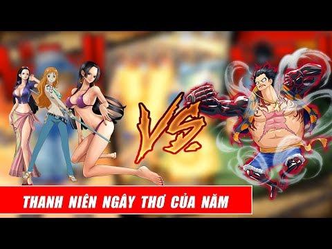 Song đấu One Piece  - Luffy Thử Thách ải Mỹ Nhân Kế