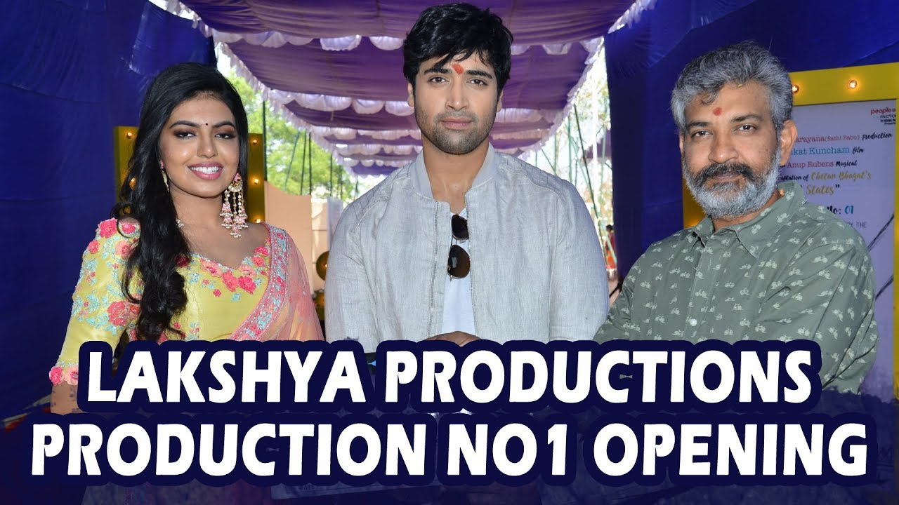 Lakshya Productions Production No1 Opening ( Hero Rajasekhar Daughter Movie ) People Media Factory