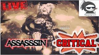 🔞☠ Live Ragnarok EXE - #10 assassin สายคริ เช็ตแอสแบบบ้านๆ aspd189