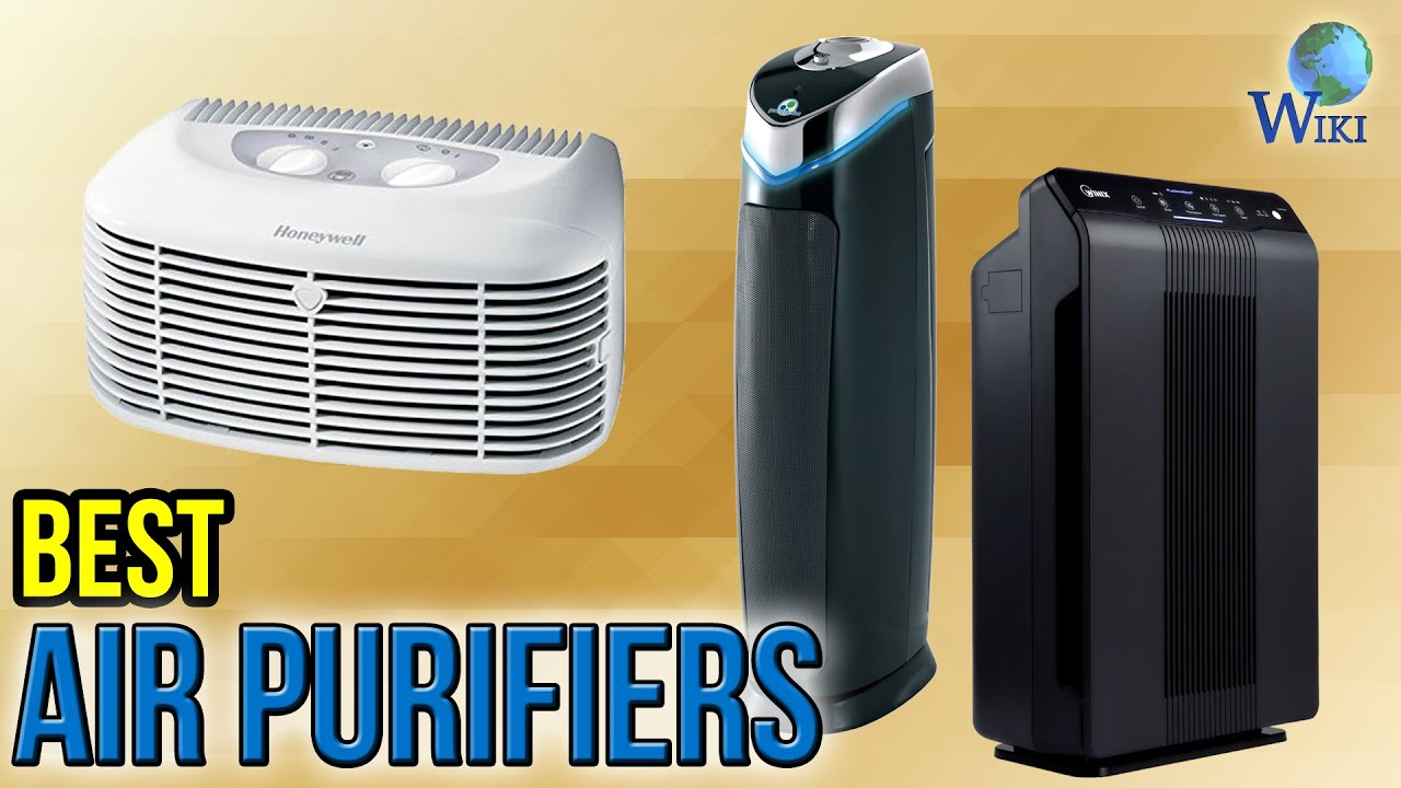 10 Best Air Purifiers 2017 YouTube