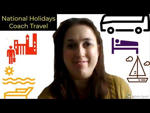 National Holidays Coach Travel Holidays Short Breaks Weekenders Vacations Travel Vlog Video