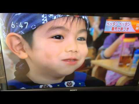 特報‼︎ NHKニュース〔 はじめしゃちょう孫 〕Flash news‼︎ 男女・双子コメント