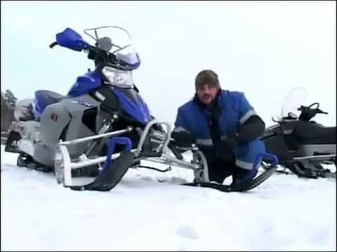 Как Выбрать Снегоход