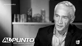 Las 10 entrevistas que más impactaron a Jorge Ramos en 10 años de Al Punto