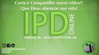 Estudo Bíblico - 02/07/2020 - Salmos 63 - Rev. Anatote Lopes da Silva