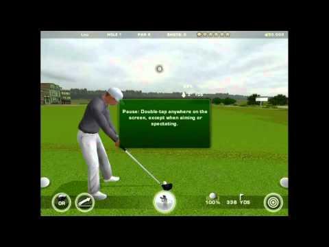 Tiger Woods PGA Tour 12 - Showroom - IOS