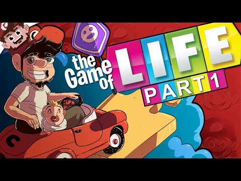 The CIRCLE OF LIFE! | Marriage or Bankruptcy?  (The Game Of Life Online)