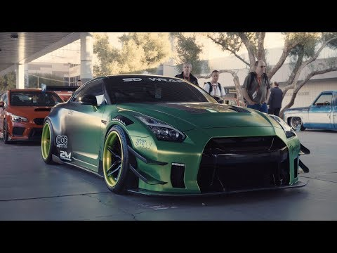 SEMA SHOW 2018 – Full Aftermovie  [4K]
