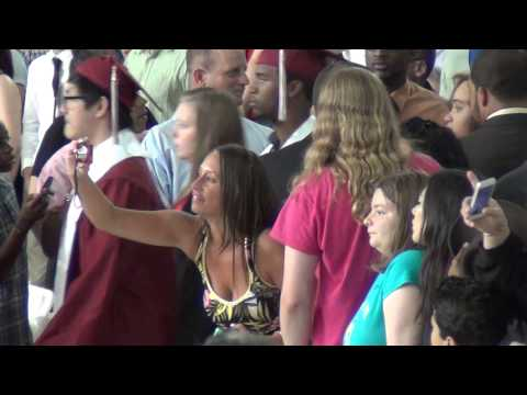 Bayonne High School Graduation 2013