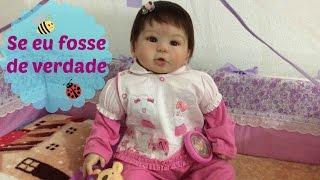 Como Seria a Vida da Clara Se Fosse um Bebê de Verdade !!! July Ferraz