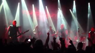 Tanzwut - Live SPb 21.02.2015 - Bruder im Geiste