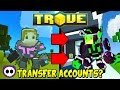 CAN YOU TRANSFER YOUR ACCOUNT ON TROVE? ✪ Trove NA & EU Servers Explained!