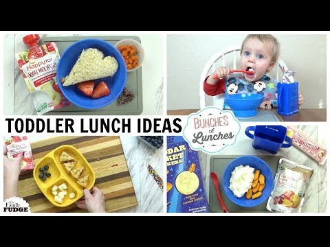 Bunches of Lunches | Toddler Edition