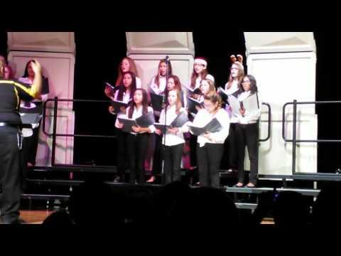 Christmas Concert @Krueger Middle School