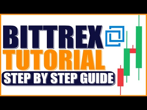 How to exchange cryptocurrency in bittrex