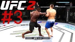 UFC 2 ✪ Angezockt ✪ #3 Aus dem Leben gegickt [Ps4/HD/German]
