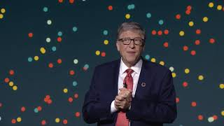 #Goalkeepers18 | Bill Gates | Is poverty inevitable?