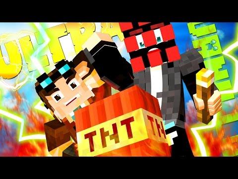HO GRIFFATO GABBY CON LA TNT!! - Minecraft ULTRA VANILLA Ep. 3