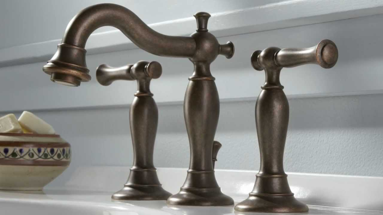 Faucets: Quentin Widespread Bathroom Faucet by American Standard ...