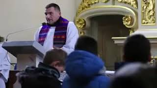 ks  Tomasz Kostecki  - Rekolekcje wielkopostne 2018