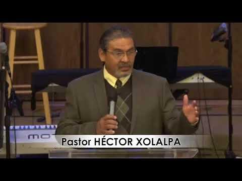 """""""SED LLENOS DEL ESPÍRITU""""   Pastor Héctor Xolalpa. Predicaciones, estudios bíblicos."""