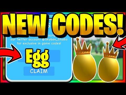 Roblox Egg Farm Simulator How To Get Free Eggs Boost Roblox Egg Farm Simulator Codes September 2020
