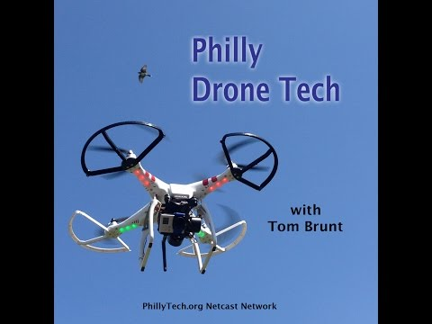 PhillyDroneTech Show 5 - The Lion and the Drone