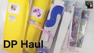 Huge Diamond Painting Haul 5D DIY Arts & Crafts PaulAndShannonsLife