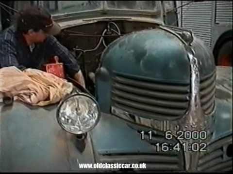 Car Leaking Oil >> 1940 Dodge 3 ton truck WW2 - YouTube