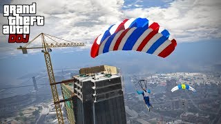 GTA 5 Roleplay - DOJ 361 - Base Jumping