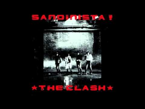 The Clash - Police On My Back