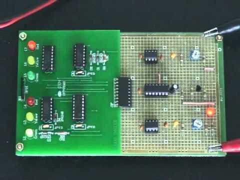 工業電子丙級術科1-3組合與調整測試.wmv - YouTube