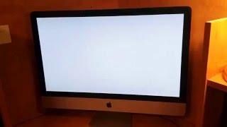 2010 iMac 27 SSD Boot Speed