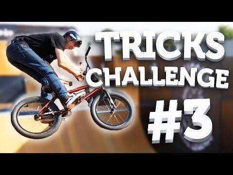 TRICKS CHALLENGE ! #3 Feat Mastu