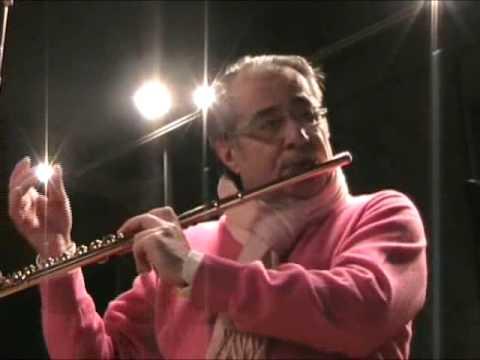 Bruno Cavallo - Masterclass - W.A. Mozart - Parte 1