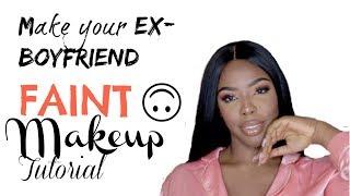 Make your Ex-boyfriend FAINT makeup tutorial