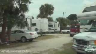CampgroundViews.com - Ocean View RV & Mobile Home Court Melbourne Florida FL