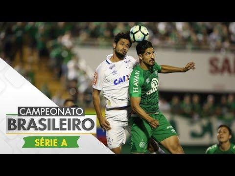 Melhores momentos - Chapecoense 1 x 2 Cruzeiro - Série A (10/09/2017)
