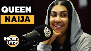 Queen Naija Opens Up On Plastic Surgery, Dealing w/ Fame & Being A Mother
