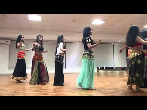 Didi Belly Dance Workshop - Final Performance