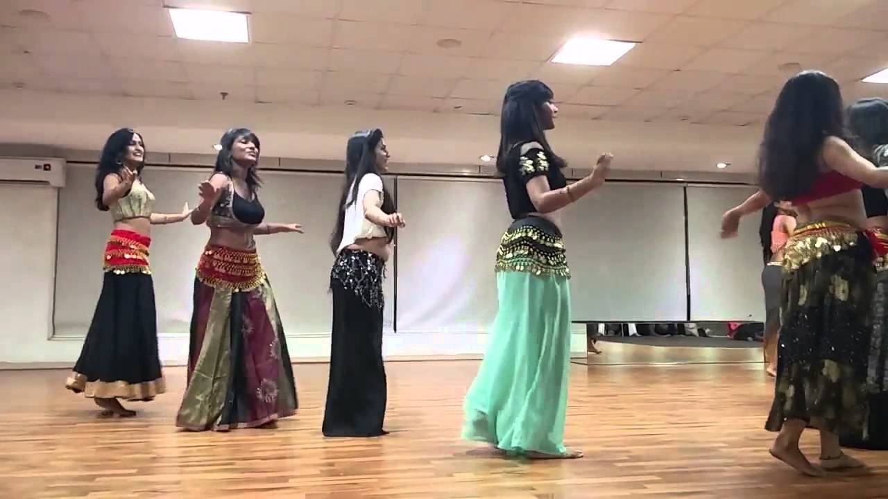 Didi Belly Dance Workshop - Final Performance